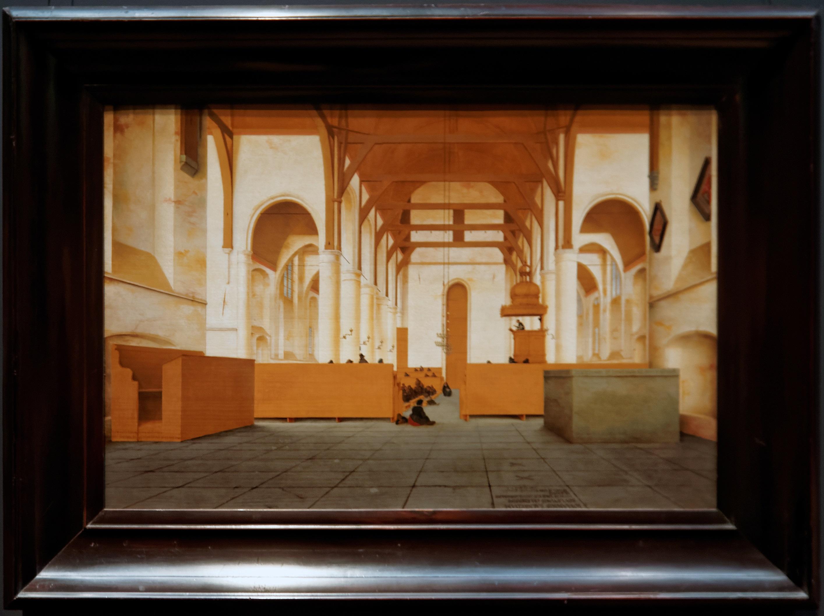 File:Amsterdam - Rijksmuseum 1885 - The Gallery of Honour (1st Floor ...
