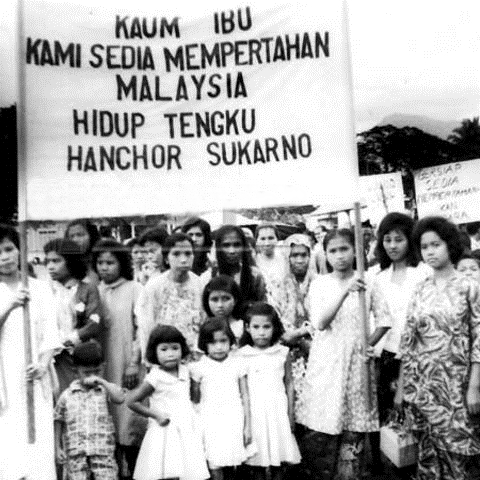 File:Anti Indonesian Infiltration during Confrontation, 1965.jpg
