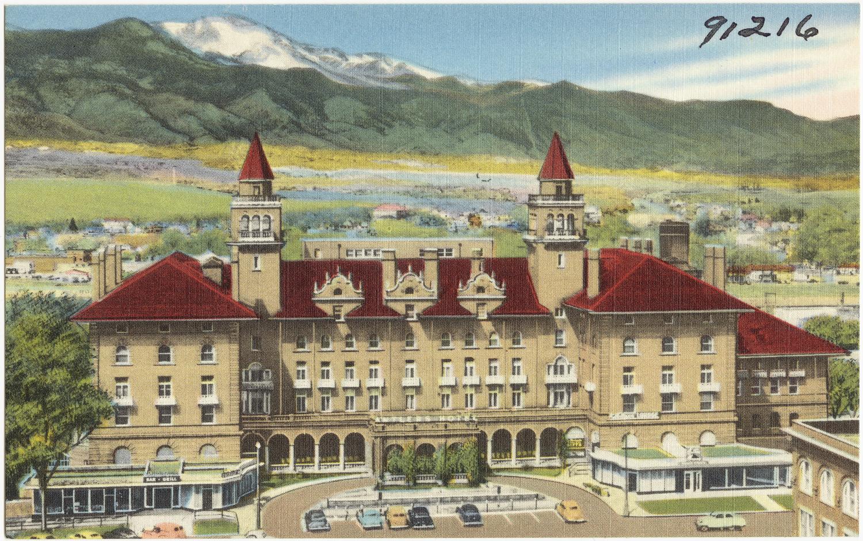 The Stanley Hotel Estes Park Co Tours