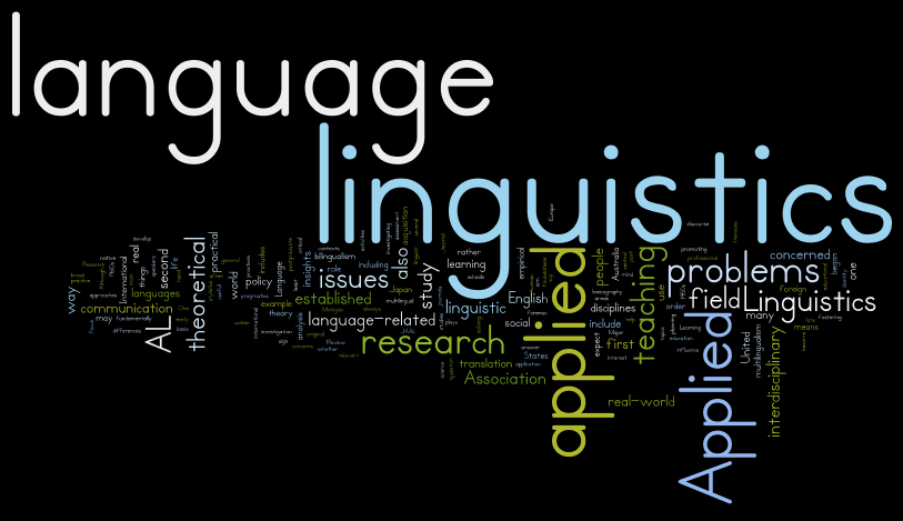 thesis in linguistics The following are recently completed phd dissertations and ma/ma applied  linguistics theses, as well as milr projects and theses you can access any of.