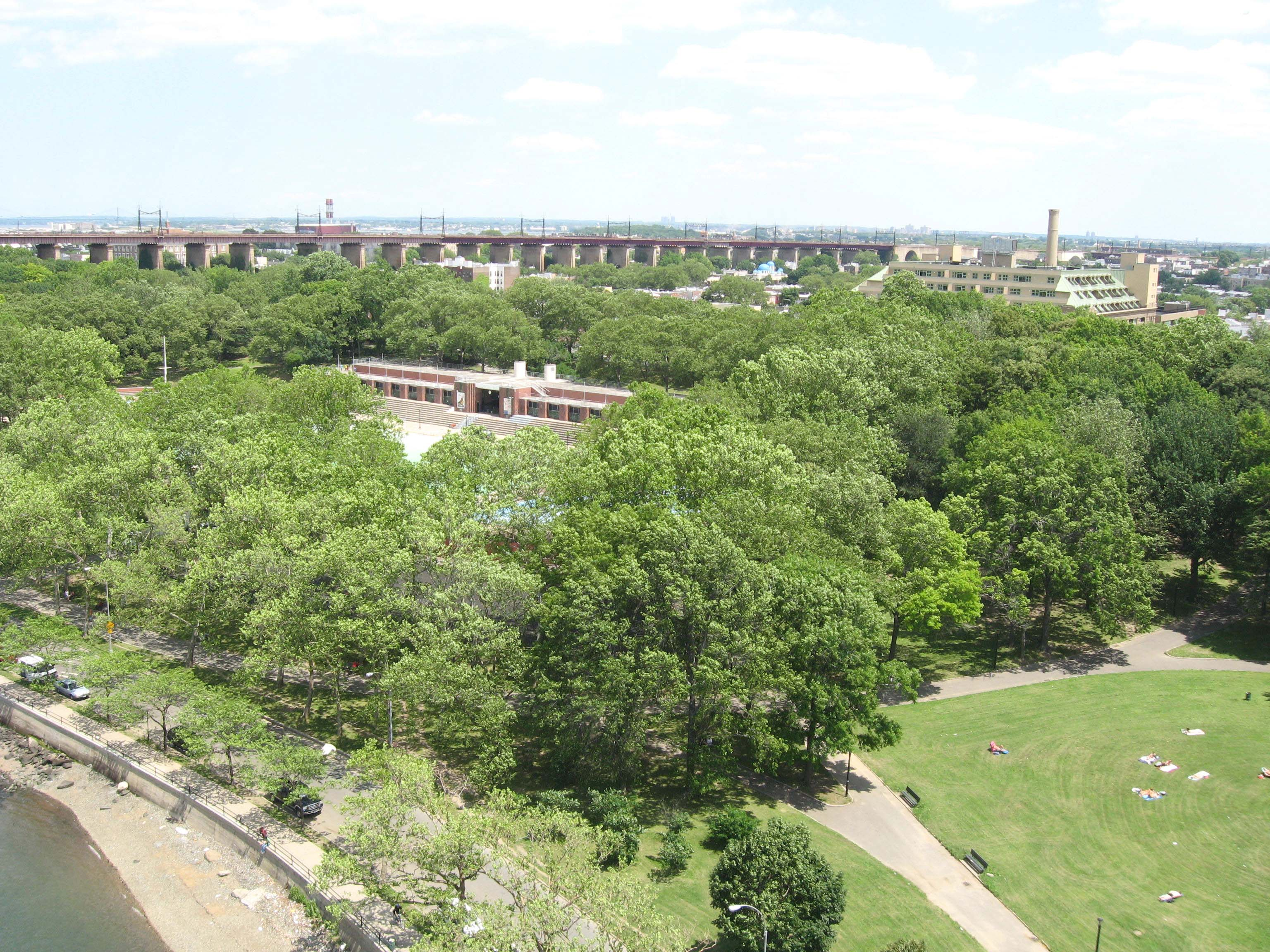 Astoria Park, Queens, NY