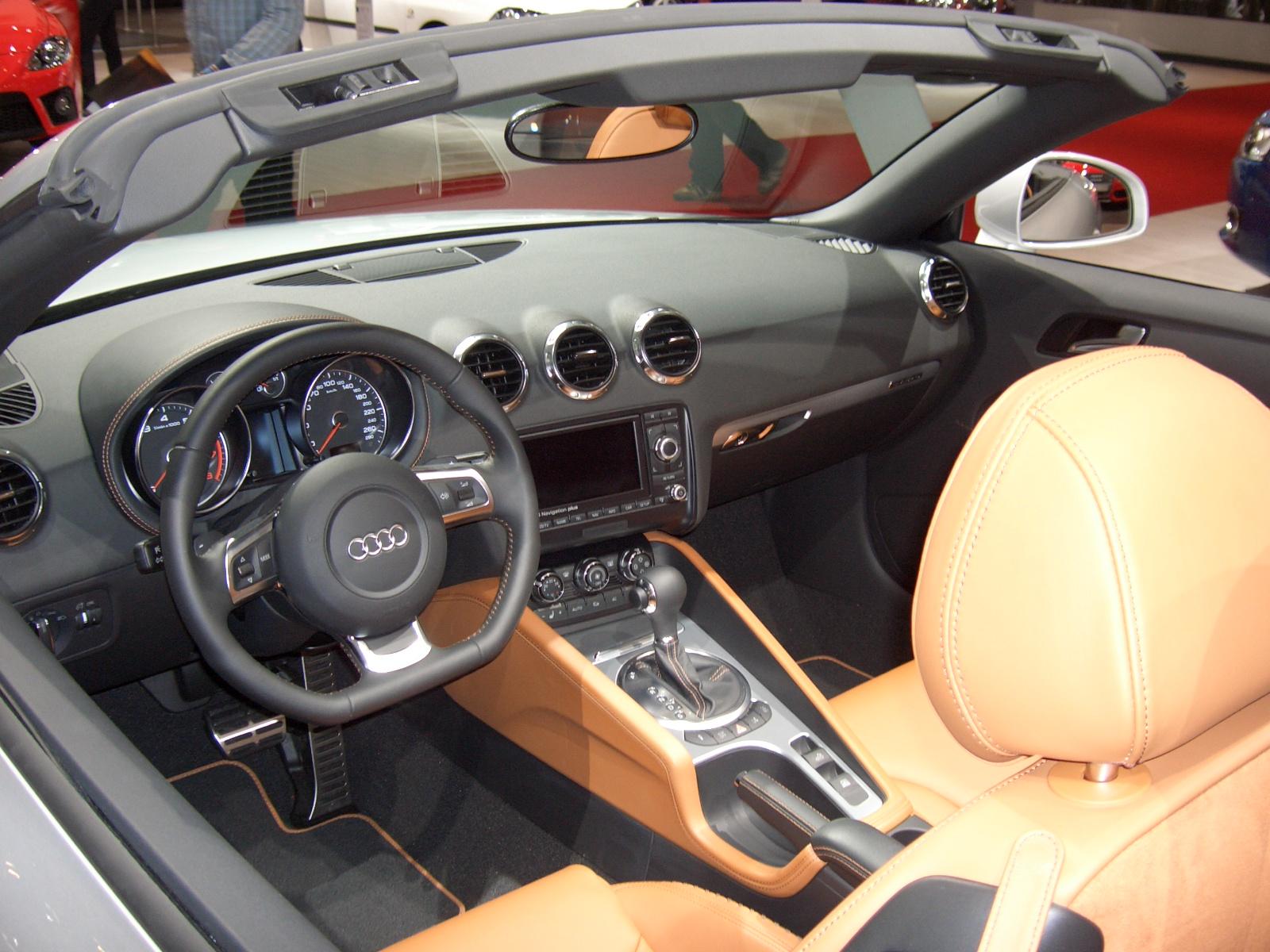 Ficheiro Audi Tt Roadster Cockpit Jpg Wikipedia A Enciclopedia Livre