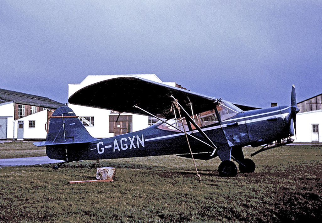 Auster - Wikipedia, the free encyclopedia