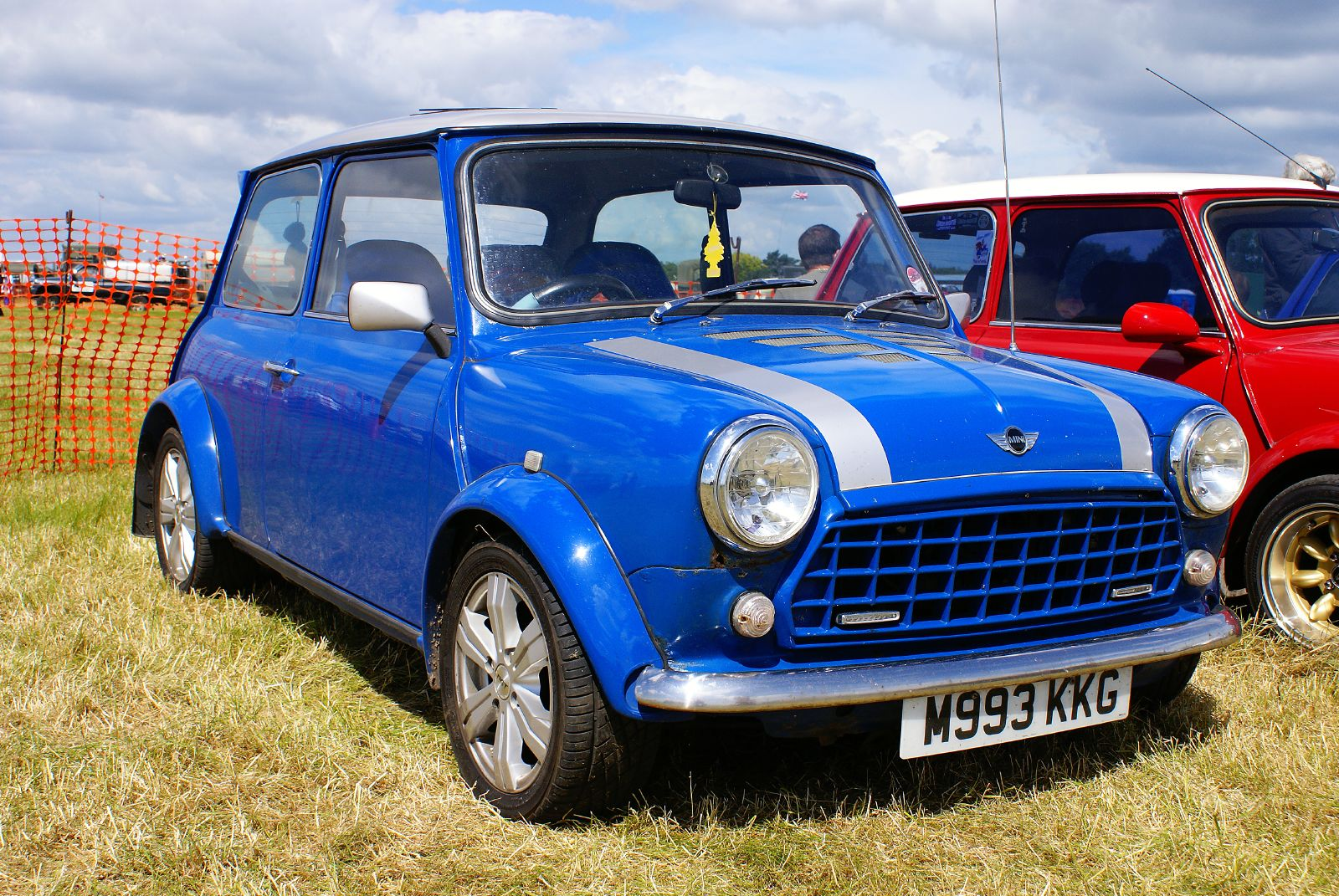 Blue Austin Mini