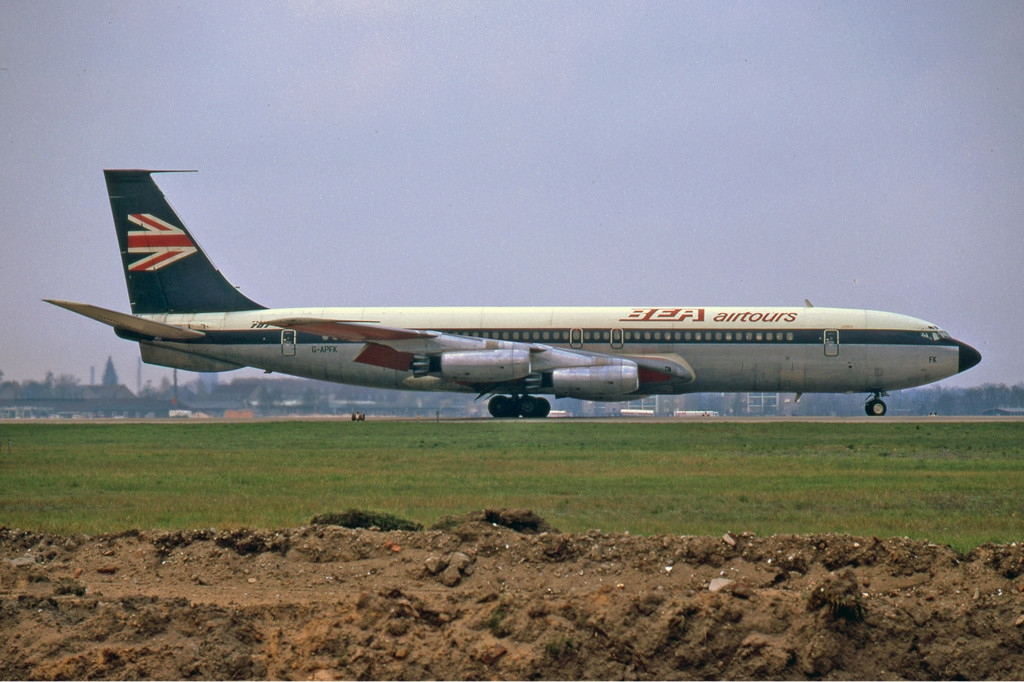 Boeing 707: The aircraft that changed the way we fly