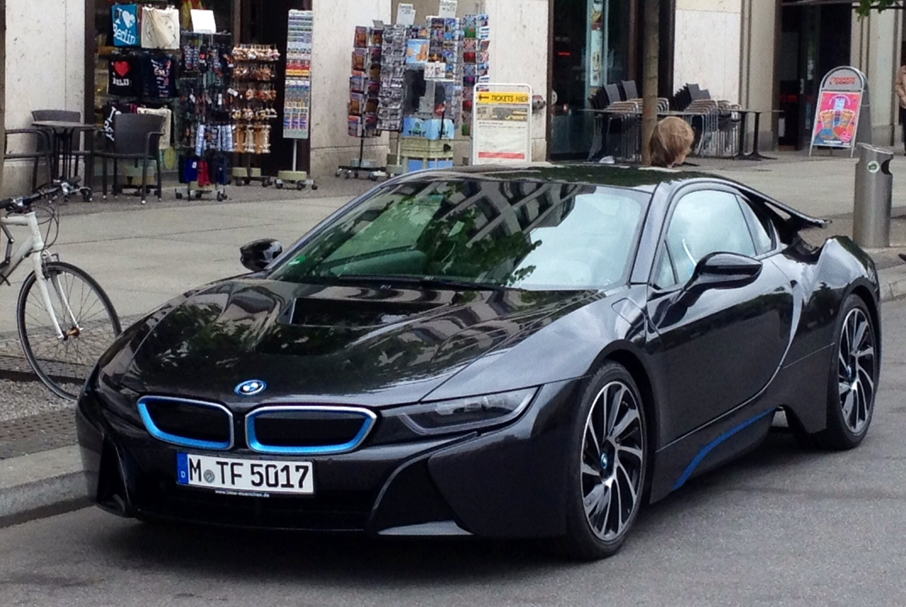 File Bmw I8 In Berlin Jpg Wikimedia Commons