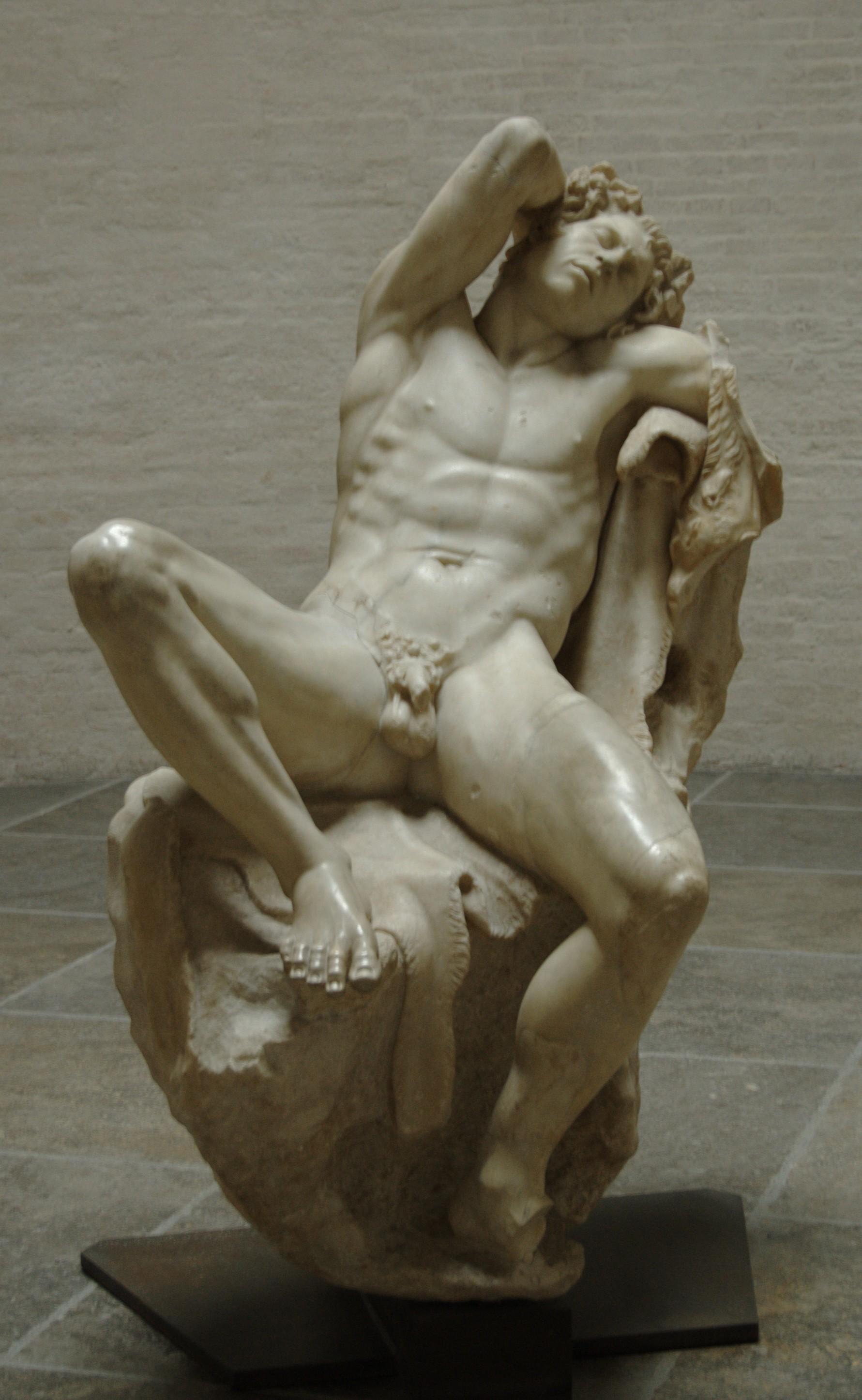 Barberini Faun - Wikipedia-9628