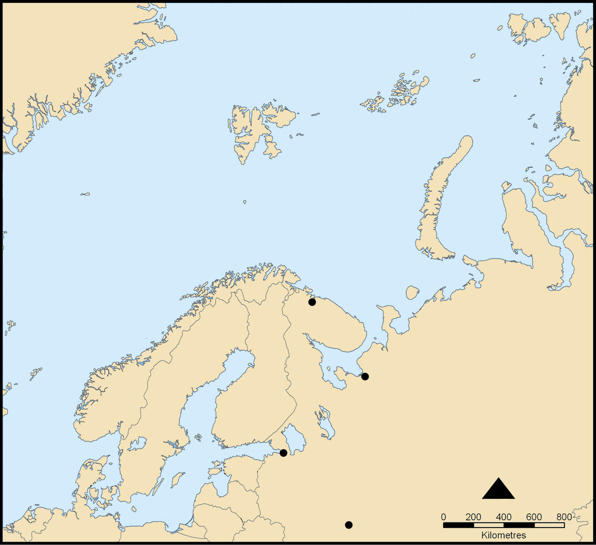 Barents Sea Map File:Barents sea map blank.png   Wikimedia Commons