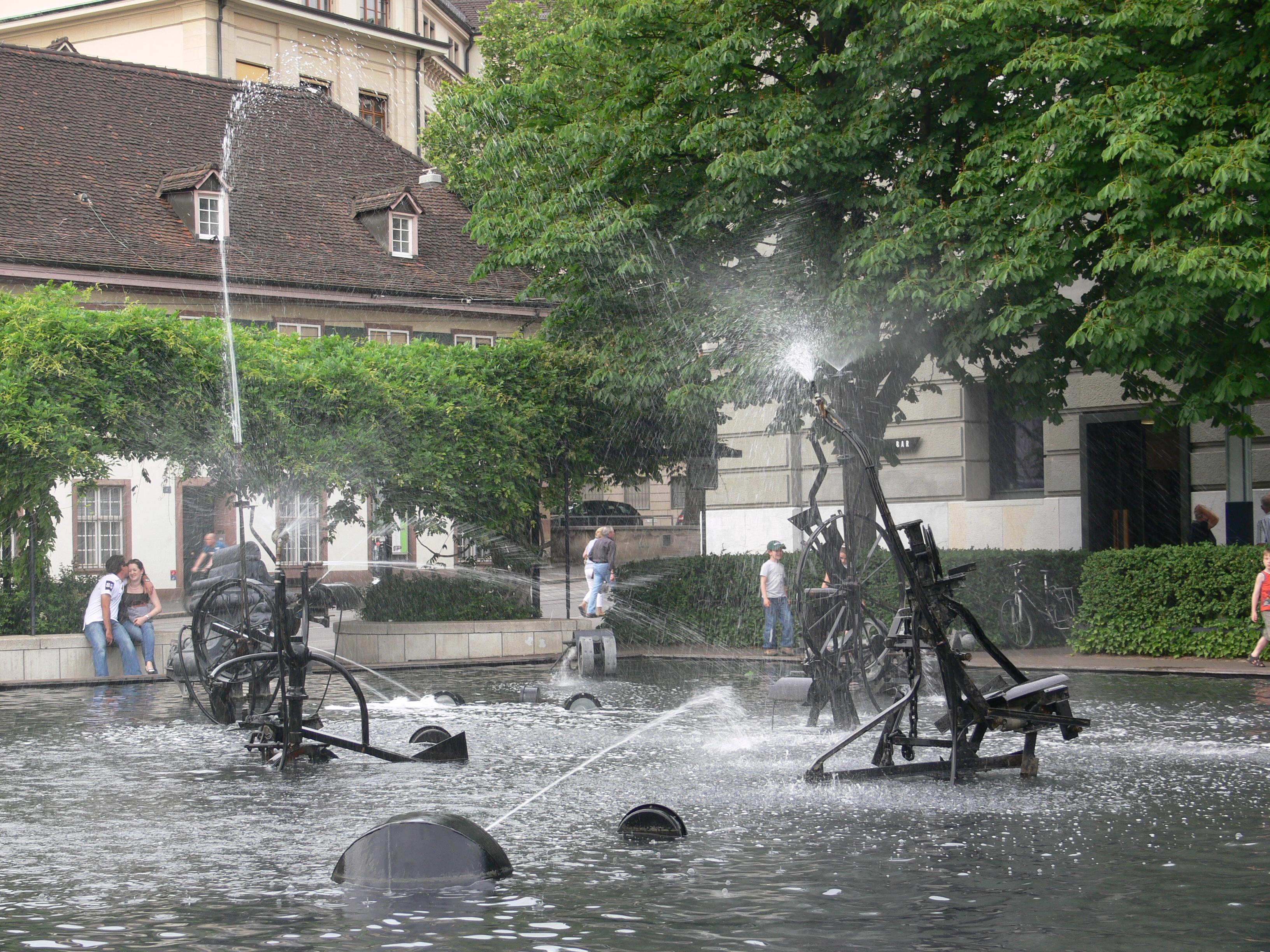 Tinguely Basel