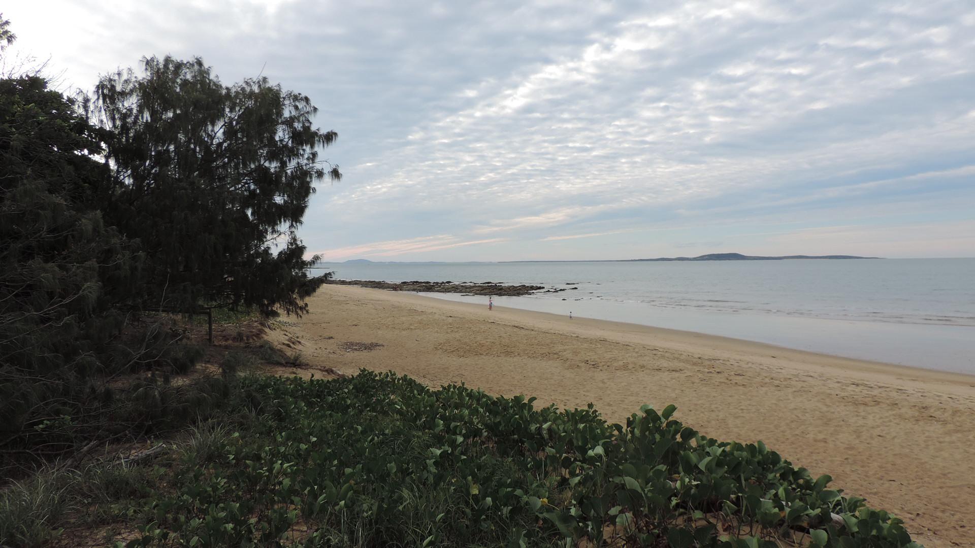 Tannum beach