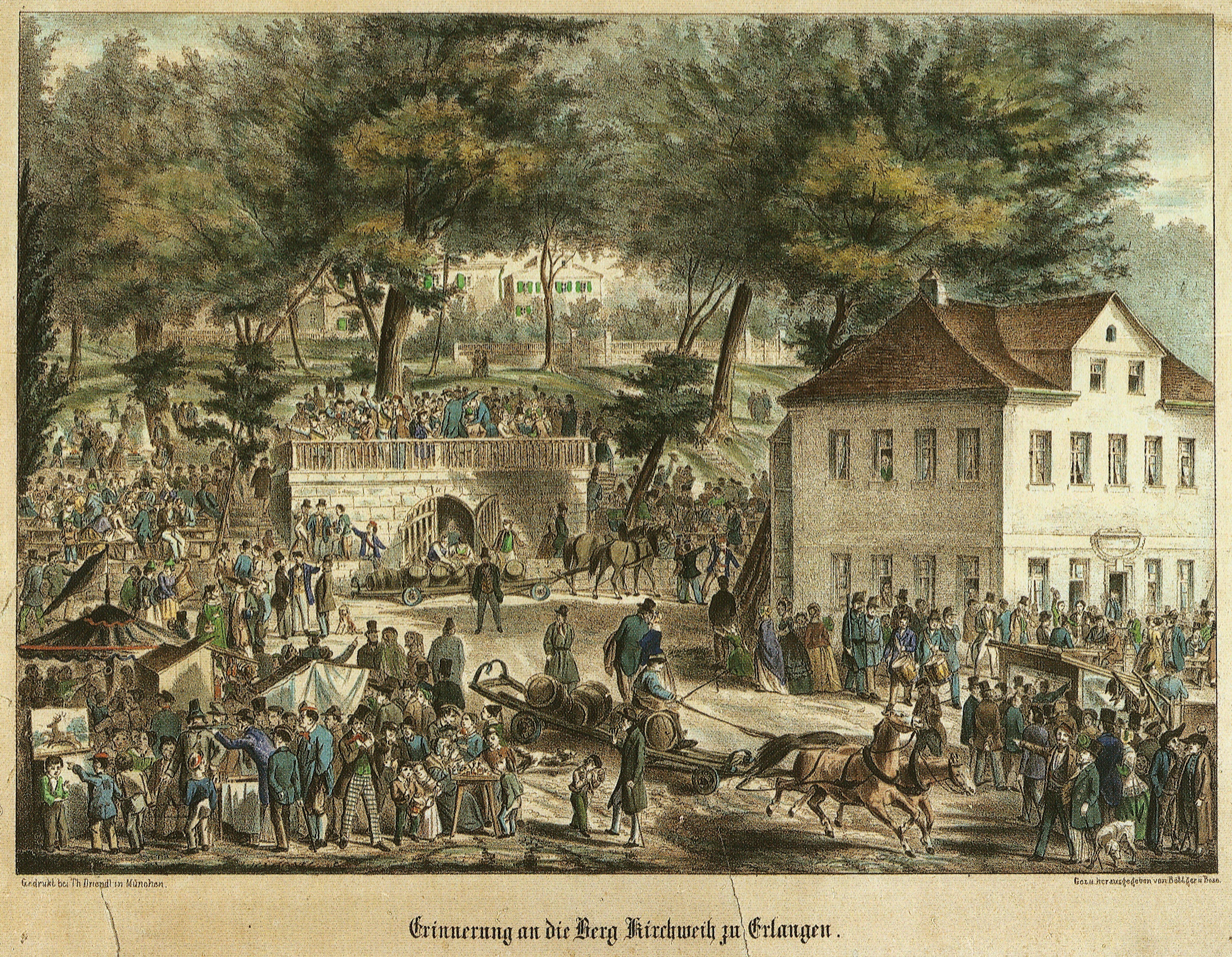 File:Bergkirchweih Erlangen 1853 001.jpg