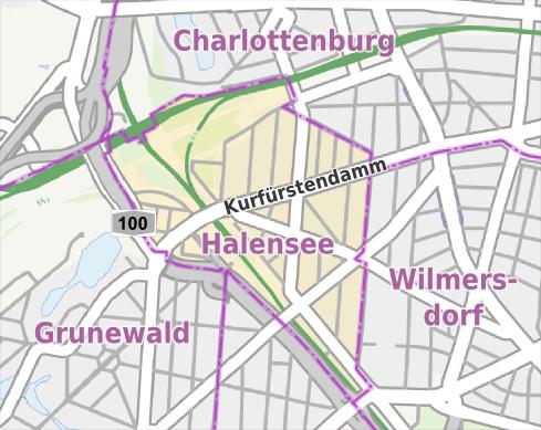 liste der stra en und pl tze in berlin halensee wikipedia. Black Bedroom Furniture Sets. Home Design Ideas