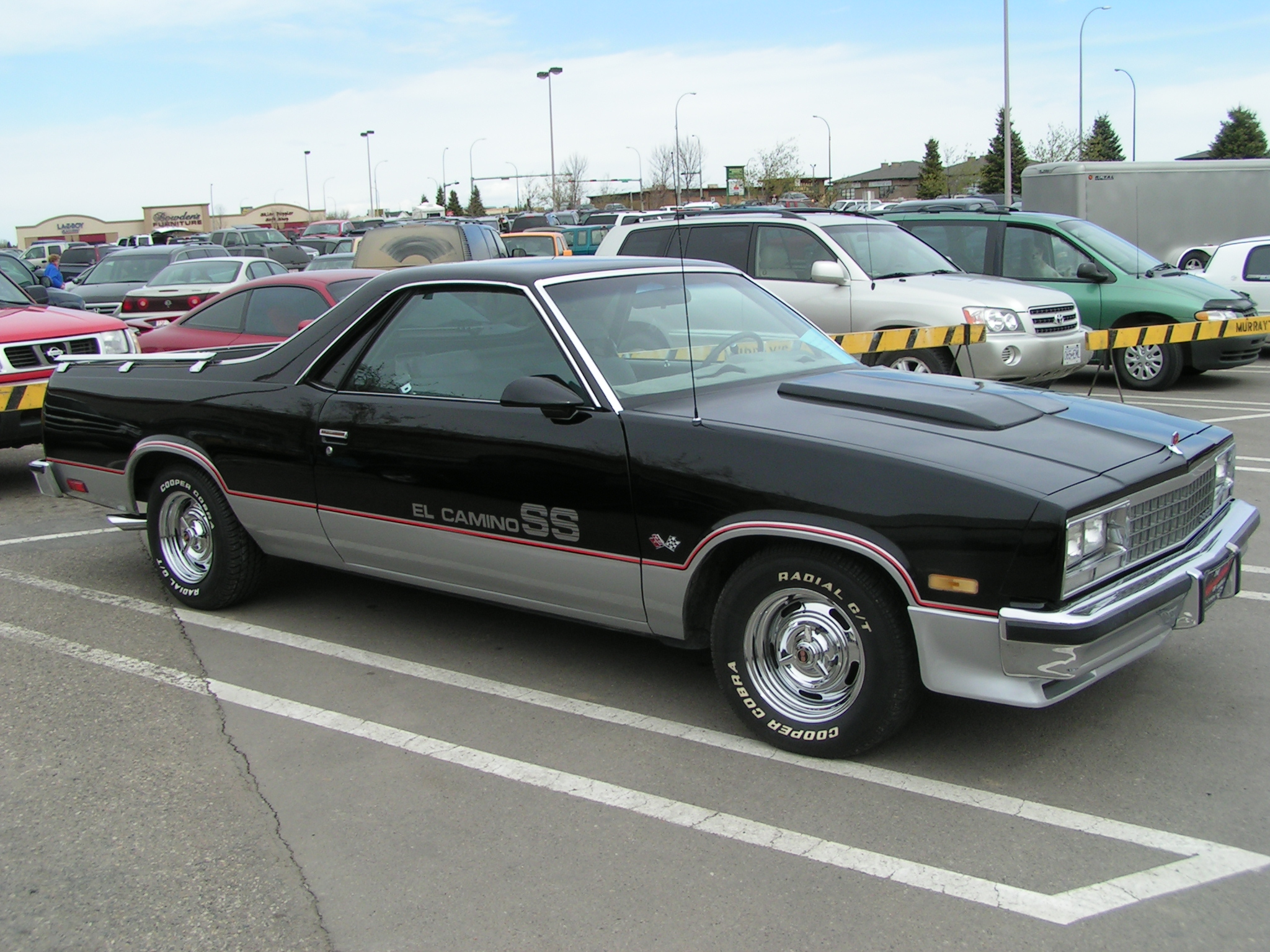 General Motors High Performance Blog The Chevrolet El Camino The
