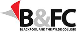 Blackpool and The Fylde College college in Blackpool, UK