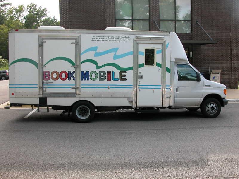 BOOKMOBILE!