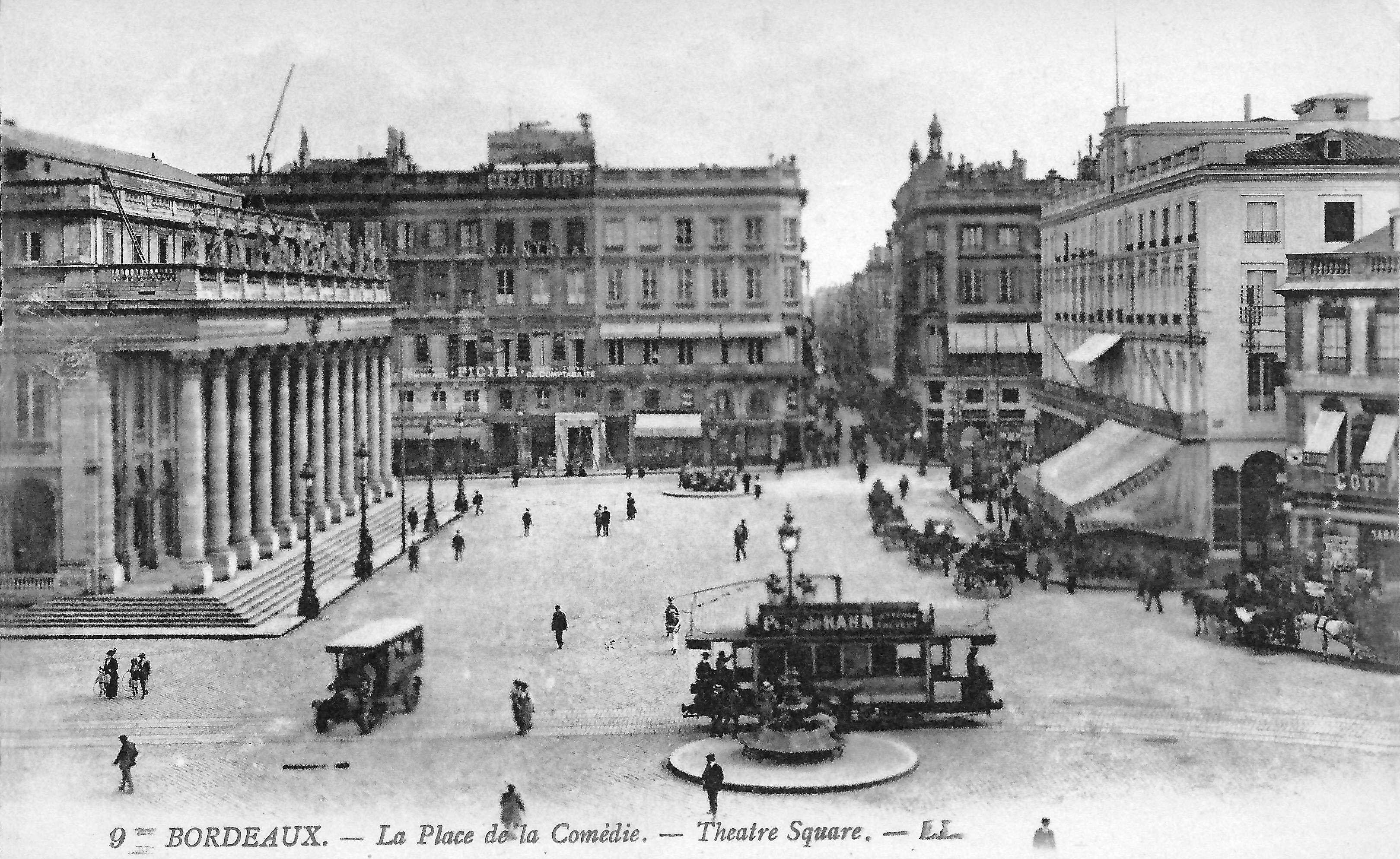 Hotel De Bordeaux Rouen