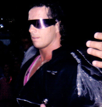 Hart held the WCW United States Heavyweight Championship four times from 1998-1999 (a record within WCW), and he was seen to raise its prestige, as many WCW events were headlined by a match for that title during the time period in which Hart was associated with it Bret Hart in 1994.jpg