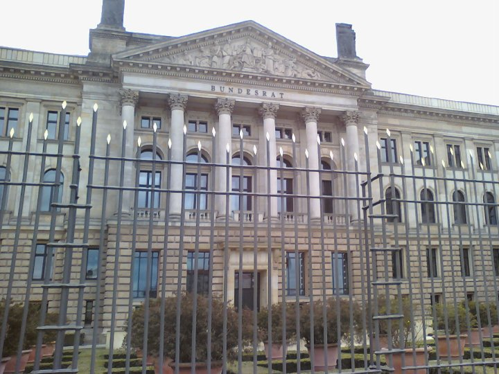 Bundesrat Wikipedia