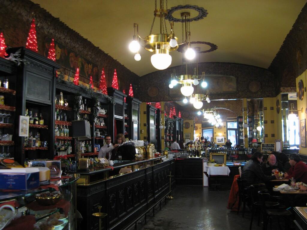Ristorante Cafe Del Mar Sal Rai