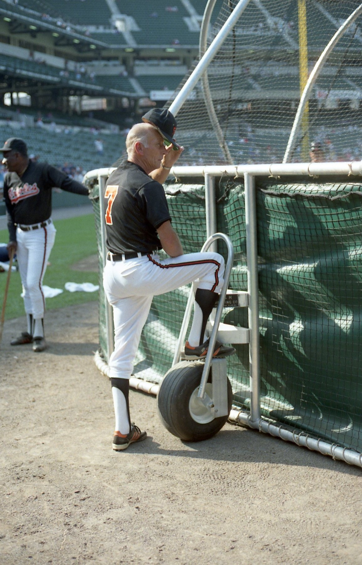 an analysis of the ripken way by cal ripken sr Orioles legend cal ripken jr talks youth baseball, mlb and career  you sit  back and start to examine and analyze what happened  you're creating a way  more situational game which makes it more interactive for the kids.