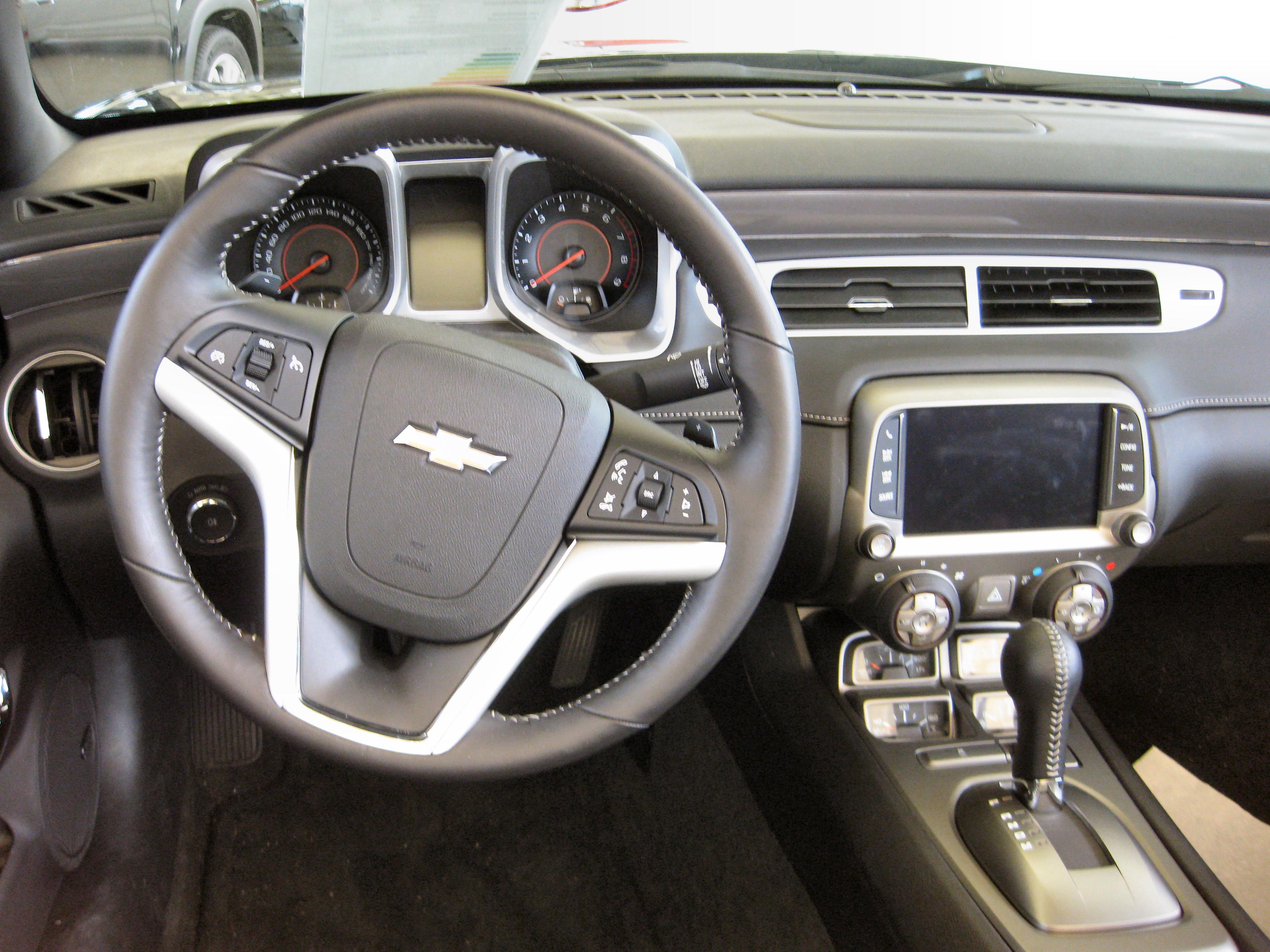 Chevrolet Camaro Fifth Generation Wiki Review Everipedia