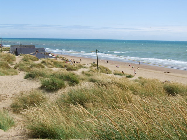 Camber Sands - geograph.org.uk - 1427677