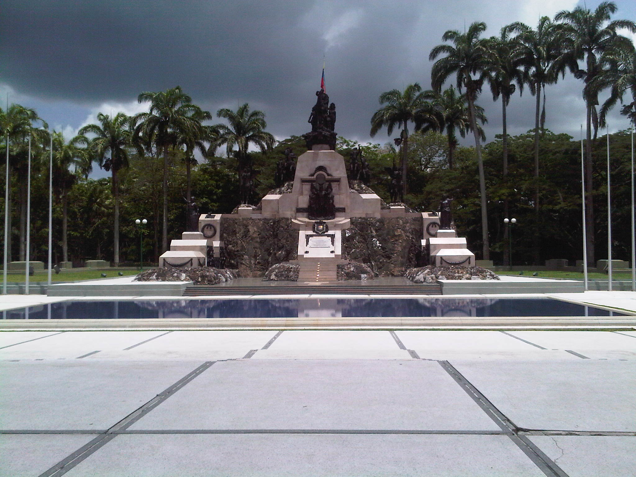 Arco de Carabobo, En Honor a la Victoria de Simon Bolivar ante los Españoles