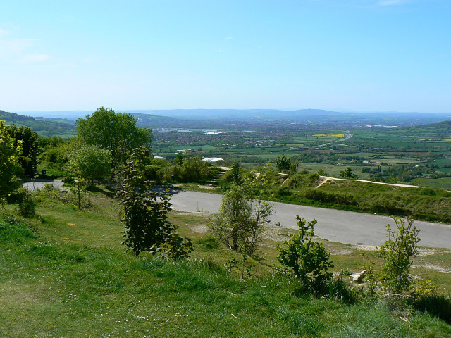 Car park, Crickley Hill Country Park - geograph.org.uk - 1298968