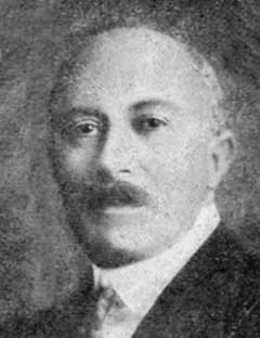 Retrato del presidente Carlos Herrera