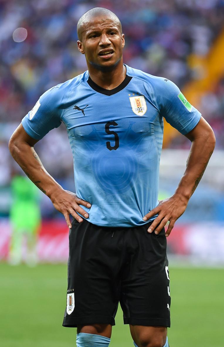 Carlos Sanchez Uruguayan Footballer Wikipedia