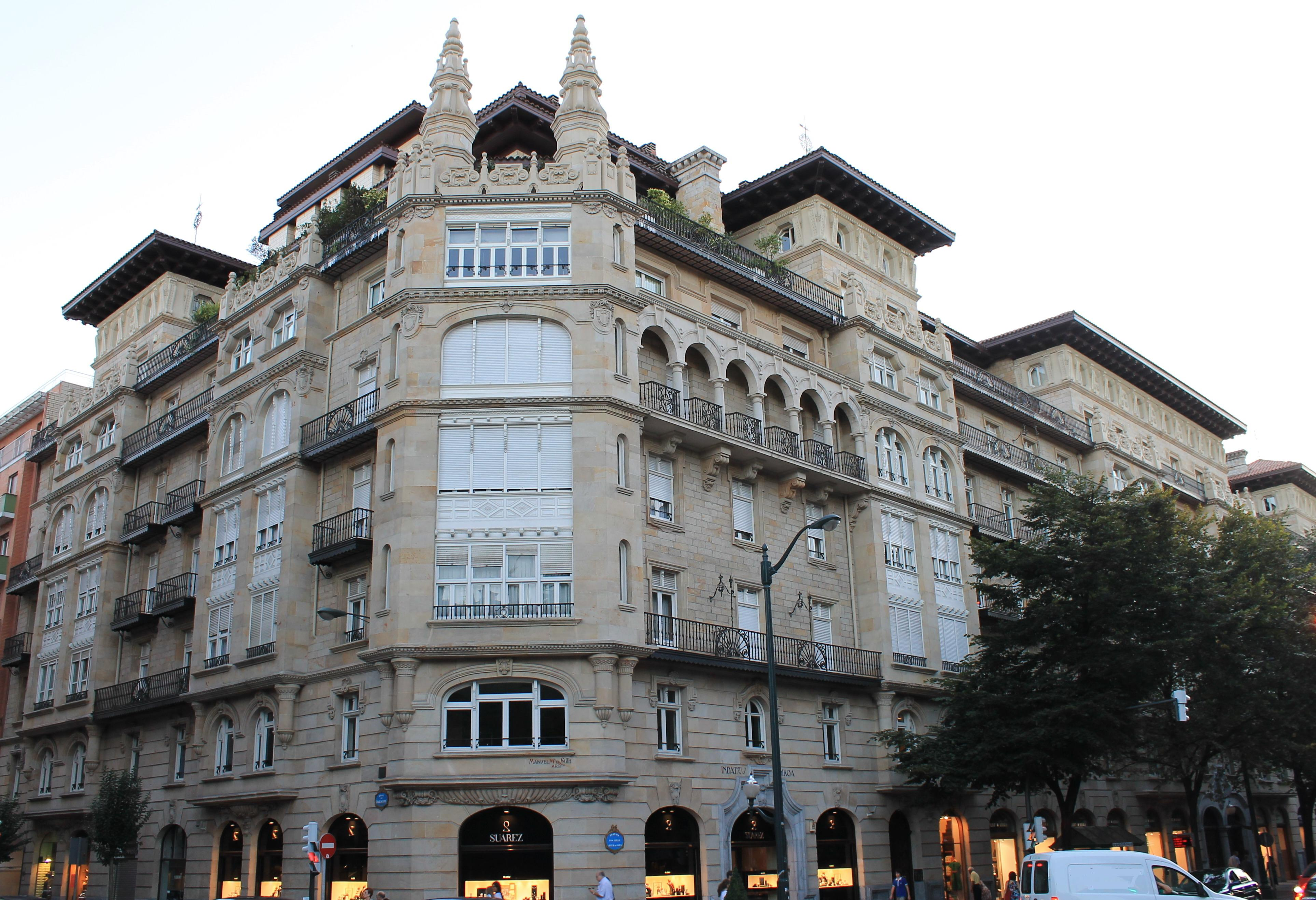 File casas de wikimedia commons - Casa en bilbao ...