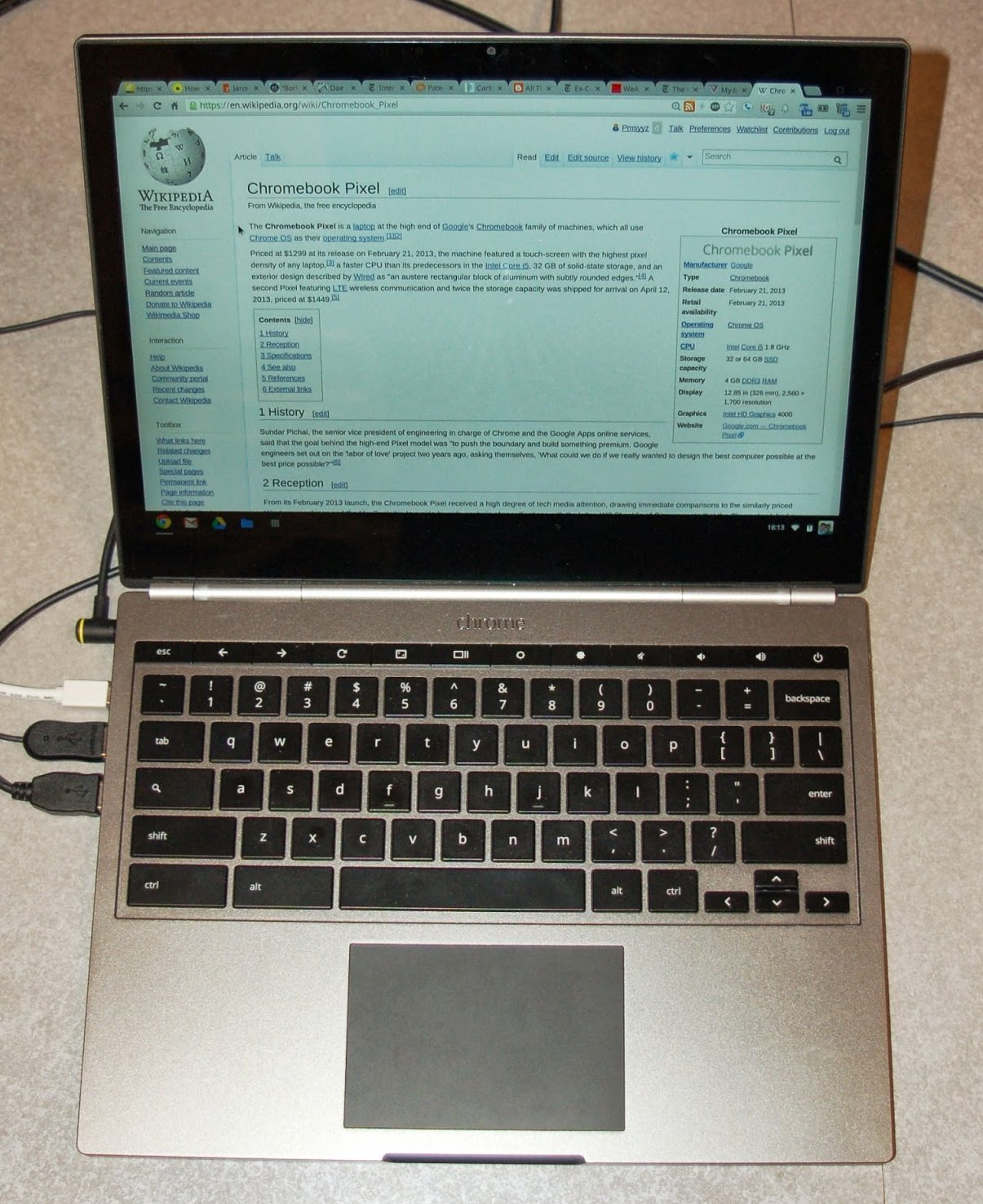 Chromebook Pixel - Wikipedia