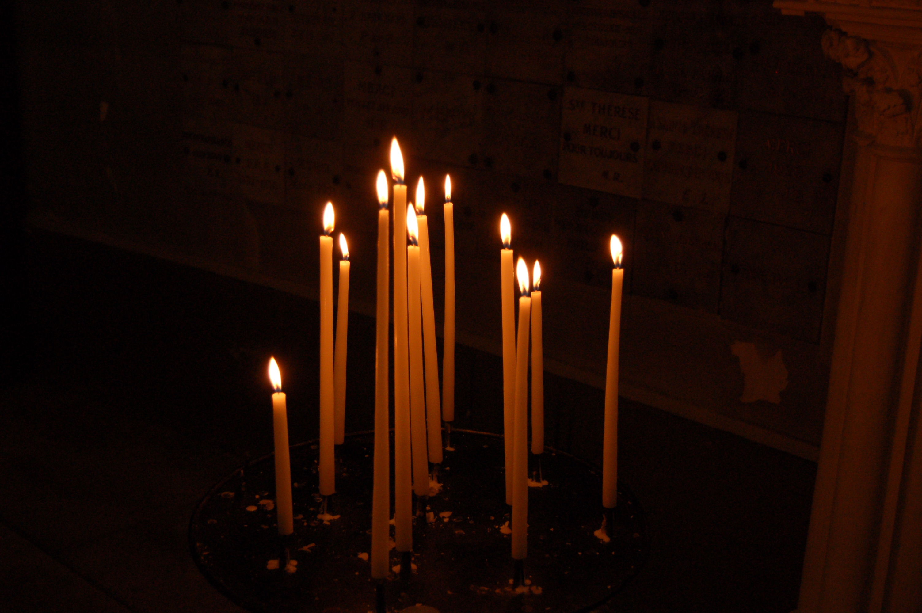 Candles In Room Decor