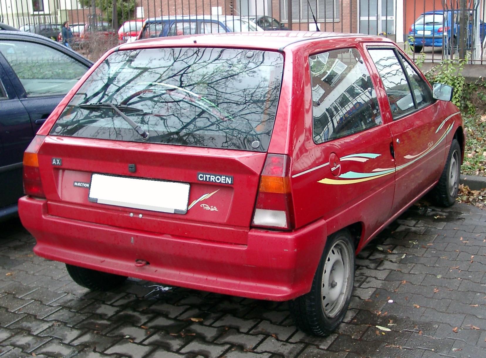 Citroën AX —