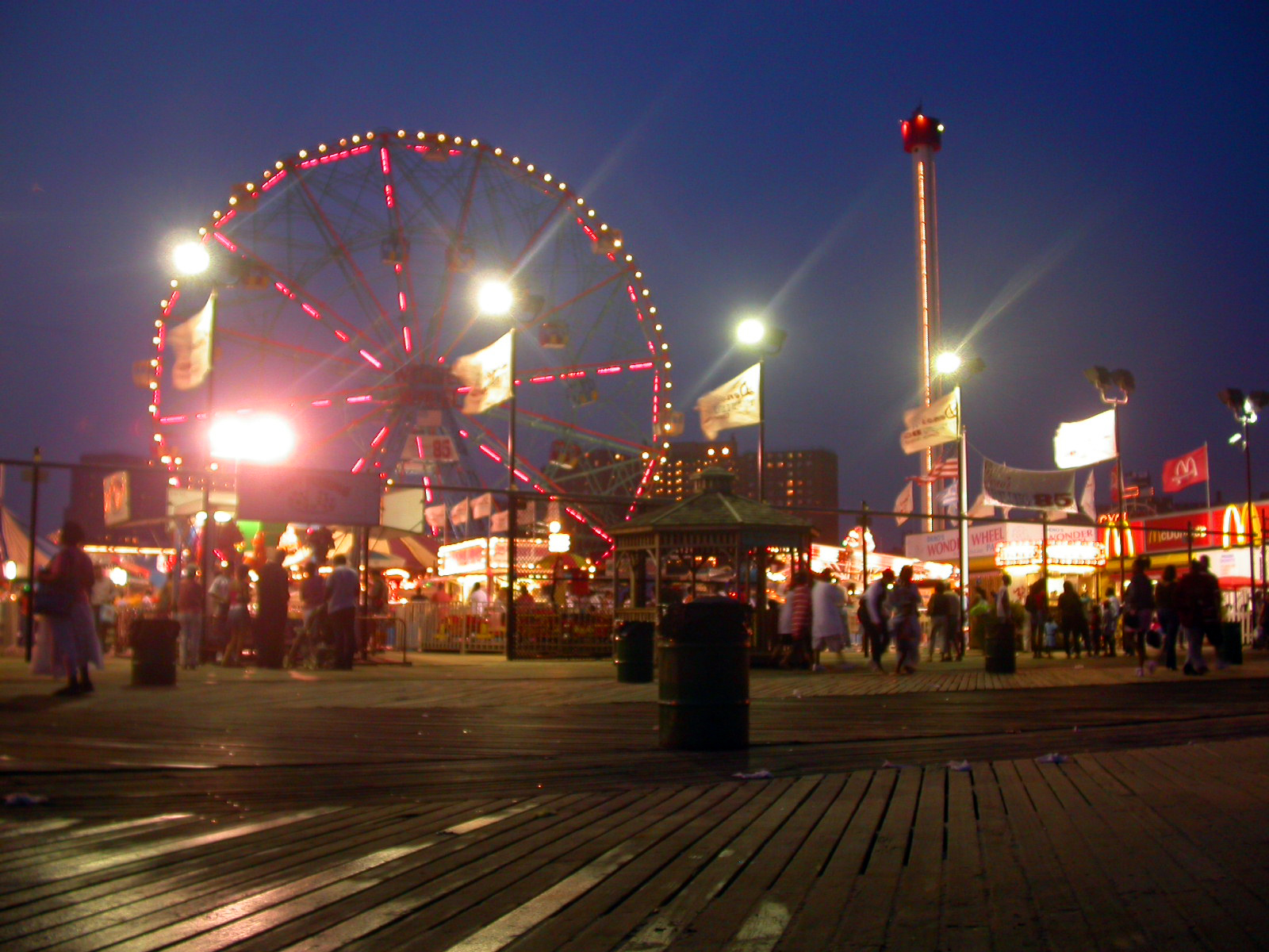 Coney Island Christmas Lyric Arts