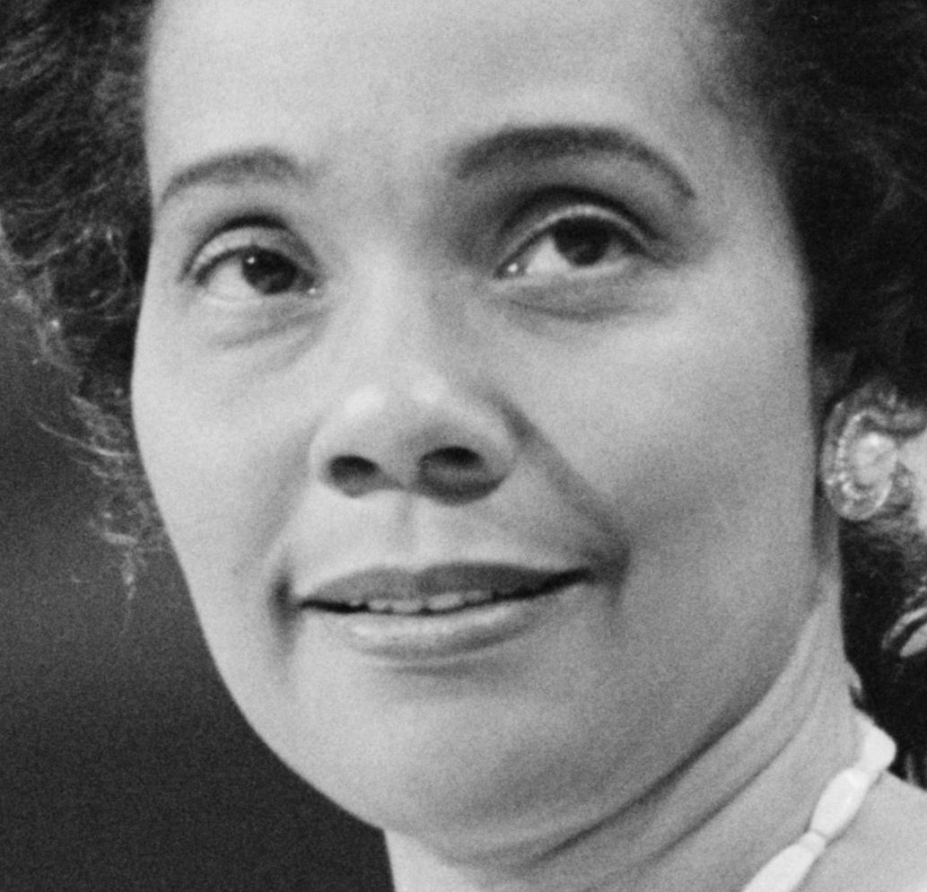 Coretta Scott King S Letter Entered Into Congressional Record