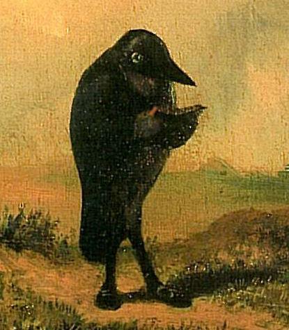 File:Der Rabe (Carl Spitzweg, Ausschnitt).jpg