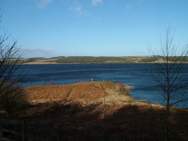 Derwent Reservoir from Pow Hill Country Park - geograph.org.uk - 712860