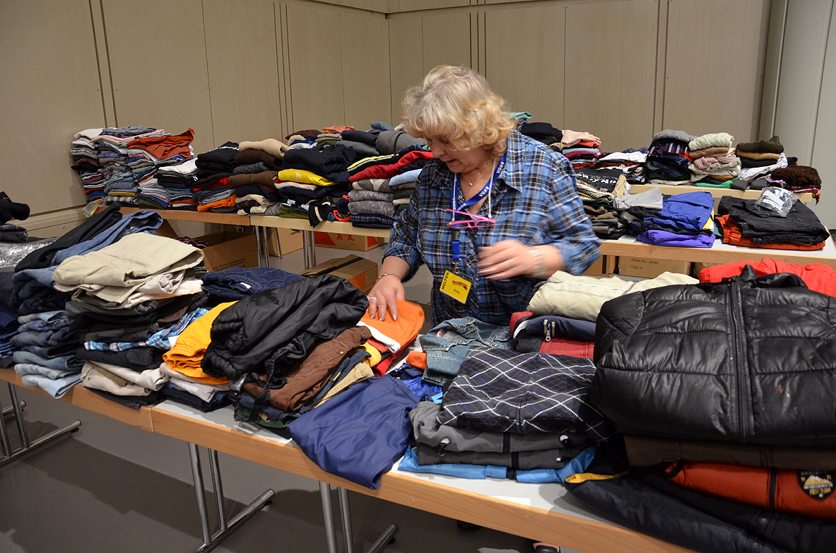 Kleider spenden hannover