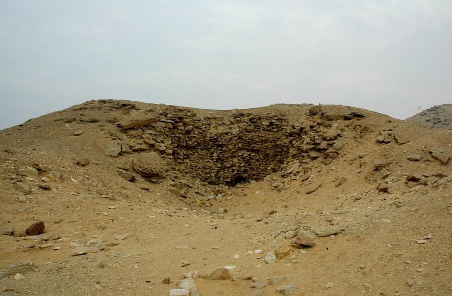 Djedkare Isesi 02 Saqqara Dynastie