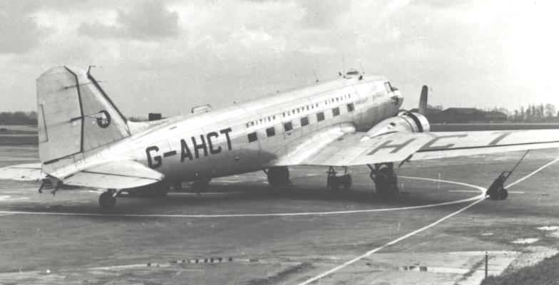 1947 Boac Douglas C 47 Crash Wikipedia