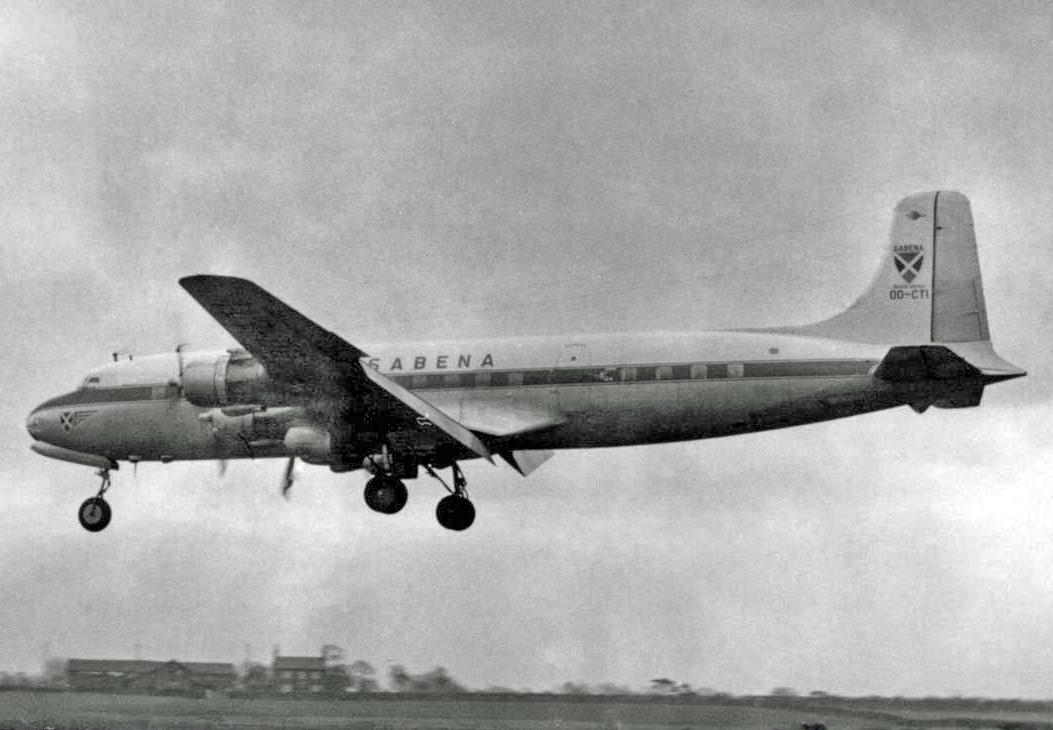 Sabena Flight 503 Wikipedia
