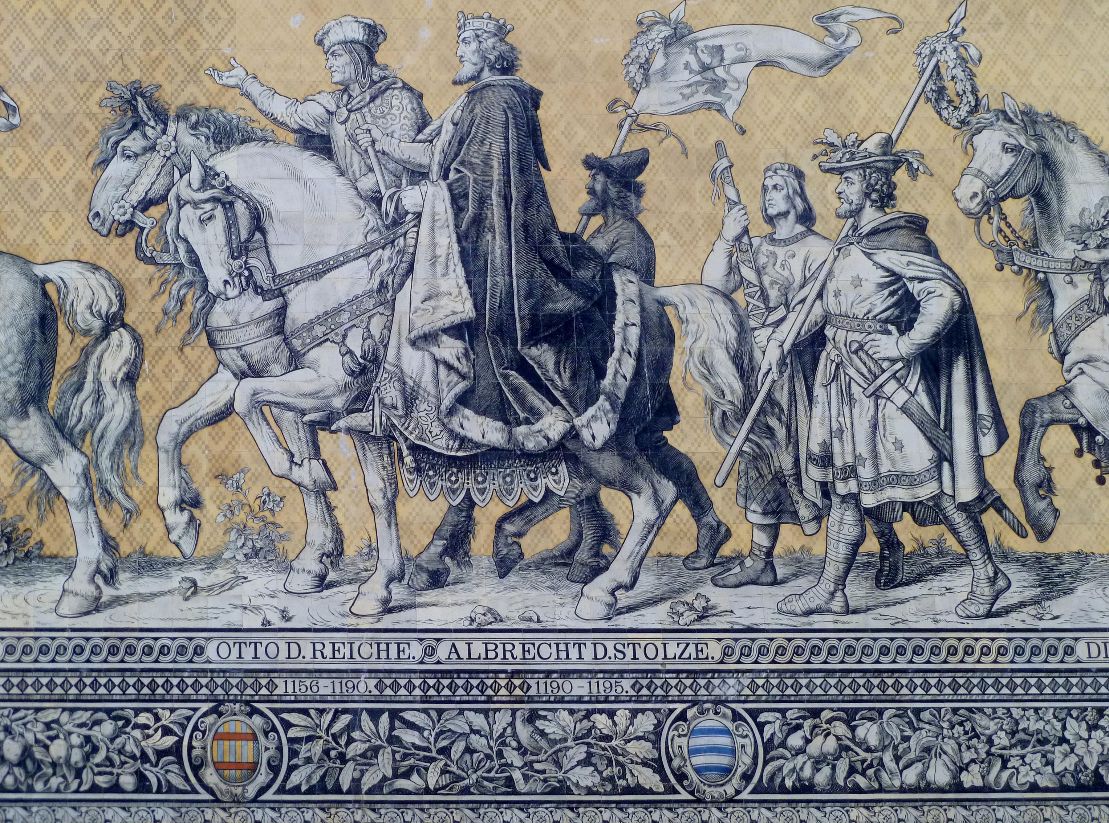 Albert I, Margrave of Meissen