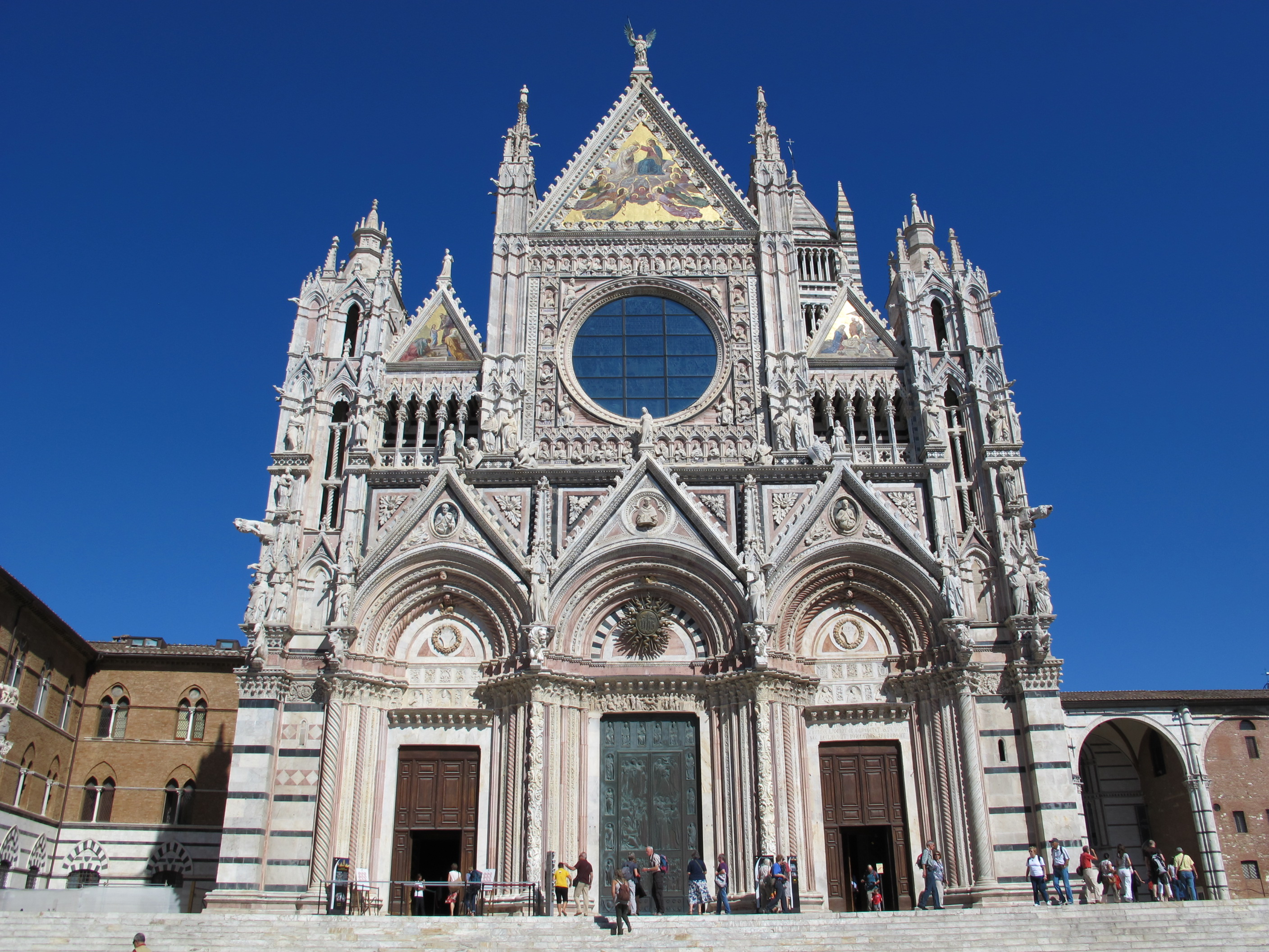 Siena Cathedral - Wikipedia on