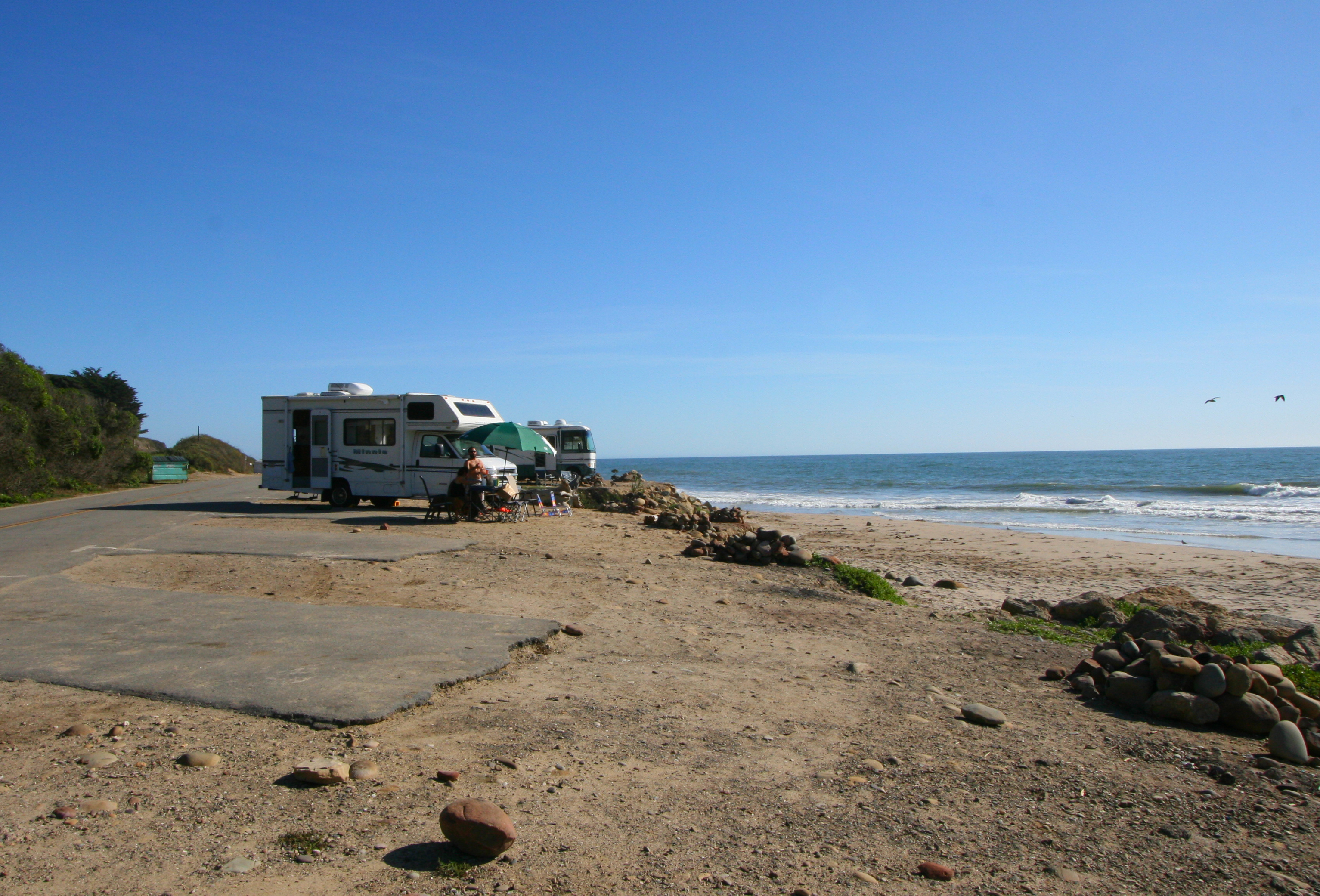 Rv Campgrounds On Long Beach