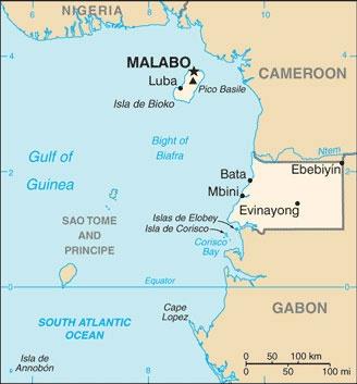 Ekvatorska Gvineja Wikipedija