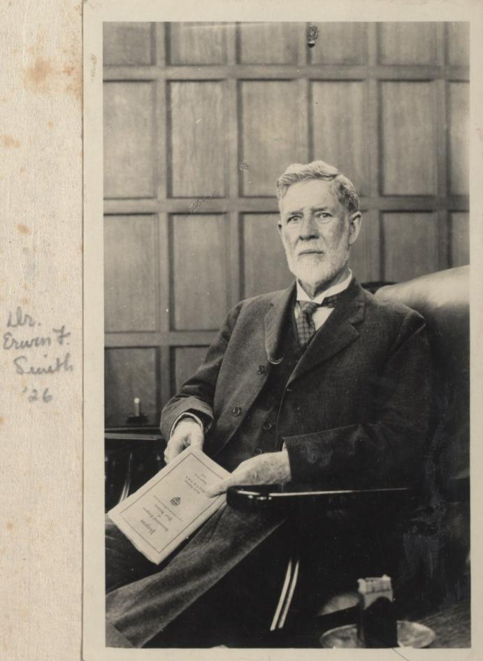 image of Erwin Frink Smith