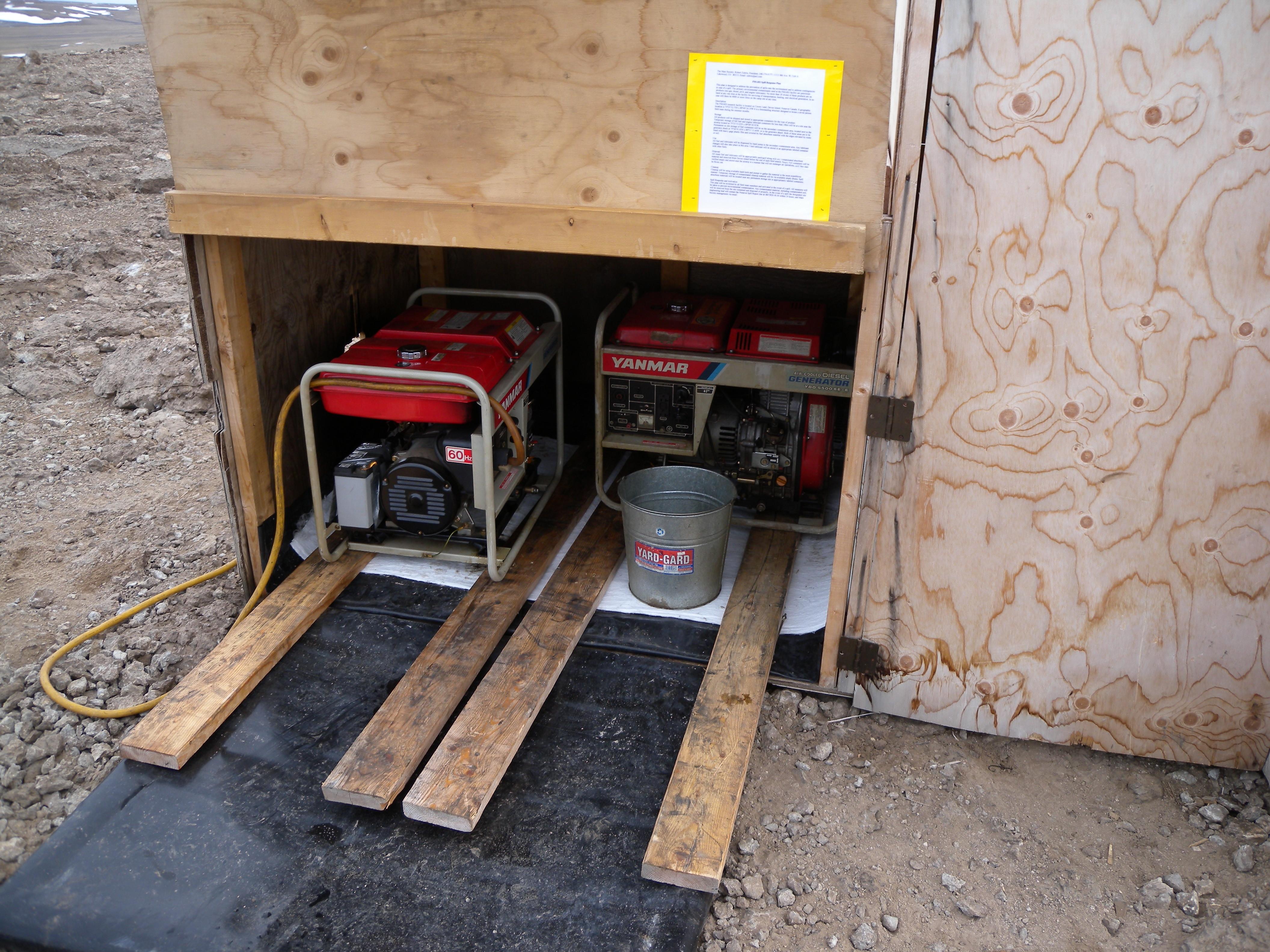 Build Muffler Small Engine