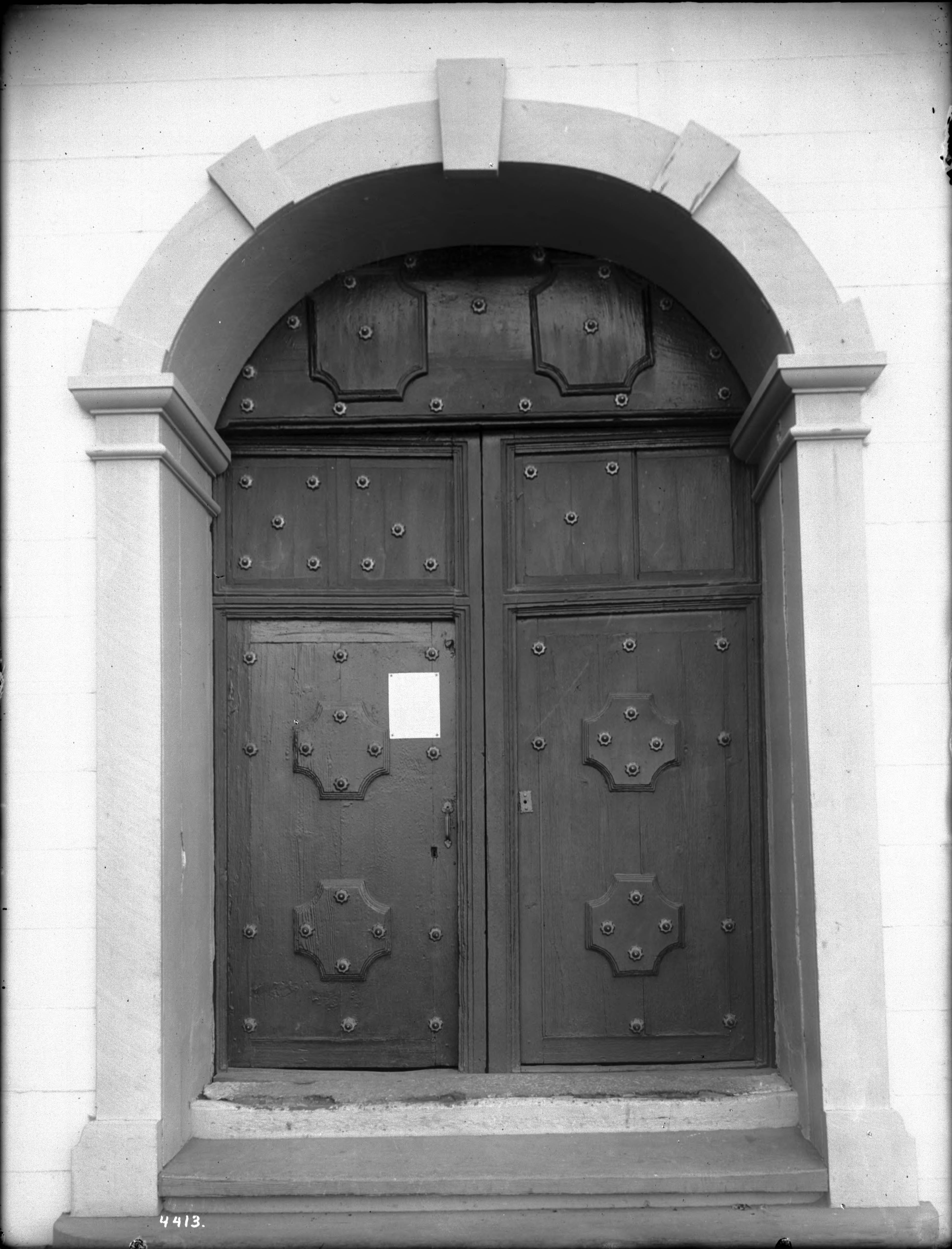 FileFront entrance of Mission San Luis Obispo de Tolosa ca.1908 ( & File:Front entrance of Mission San Luis Obispo de Tolosa ca.1908 ...