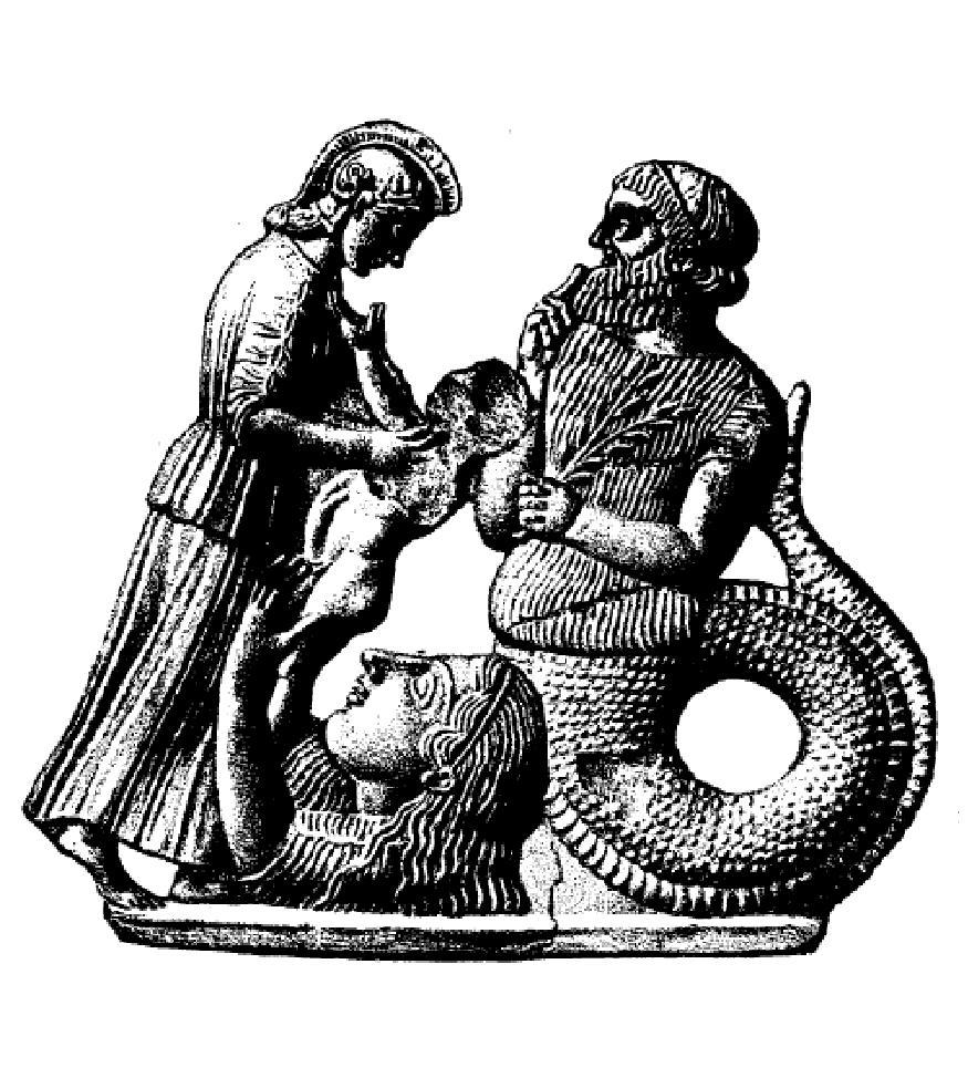 Gaia Mythologie